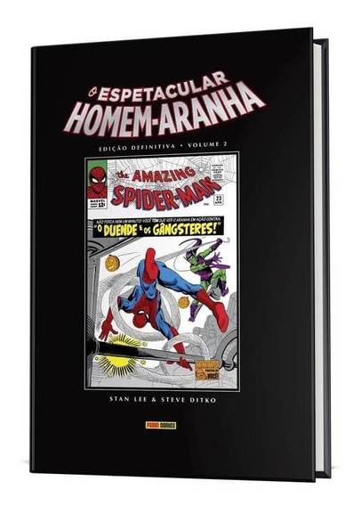 O Espetacular Homem-aranha - Volume 2 - Edição Definitiva
