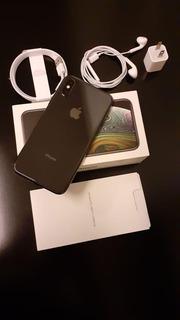 iPhone Xs 64gb Space Grey - Menos De 6 Meses De Uso