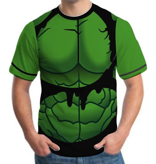 Kit 5 Camiseta Camisa Masculina Roupa Herois Atacado Revenda