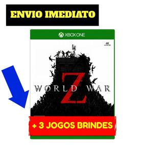 World Warz Xbox One + 2 Brindes