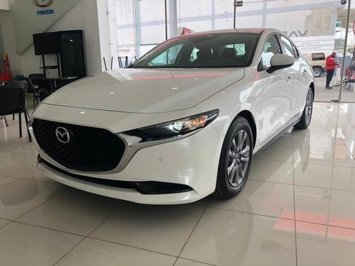 Mazda 3 Sedán Touring Aut 2.0 Blanco Perlado 2021