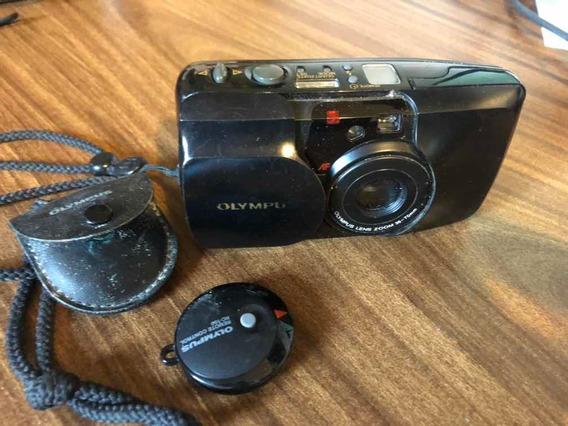 Máquina Fotográfica Olympus Fabricado No Japão. Num 1532347