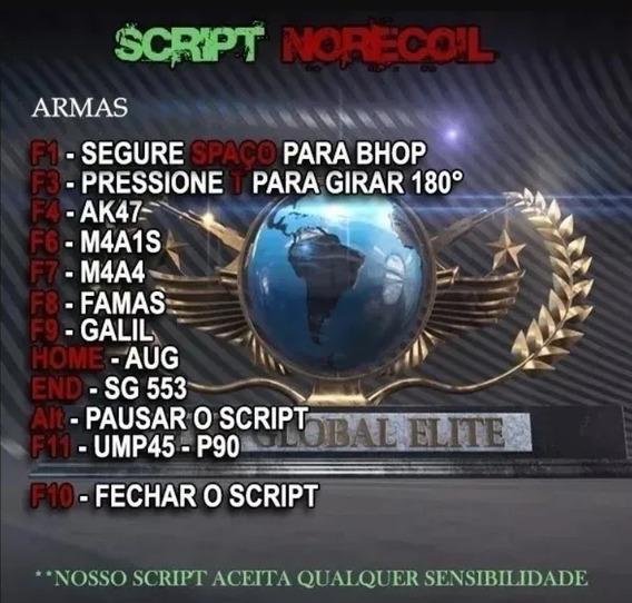 Script Recoil Csgo 100% Seguro 2020 - Anti-vac