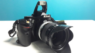 Cámara Nikon D5200