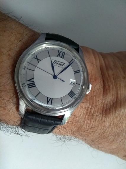 Relógio Tissot Heritage Automático Eta 2824-2