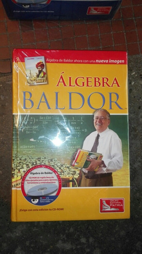 Algebra De Baldor Original Con Cd