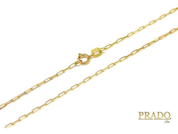 Corrente Cartier Em Ouro 18k Maciça 60cm