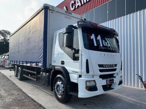 Iveco Tector 240e25 6x2 2011