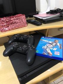 Playstation 4, 1 Tb De Memória