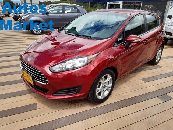 Ford Fiesta Se Con Techo