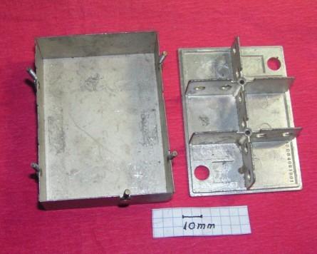 Vhf Blindajes De Aluminio Para Proyectos