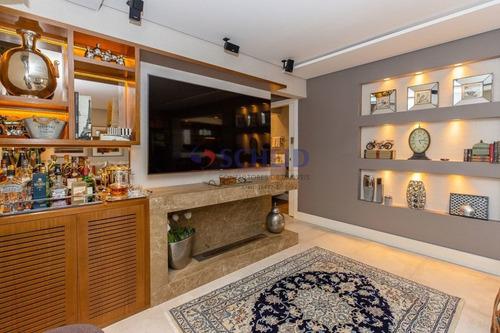Imagem 1 de 15 de Apartamento Com 2 Dormitórios À Venda, 105 M² Por R$ 1.290.000,00 - Granja Julieta - São Paulo/sp - Mr73747