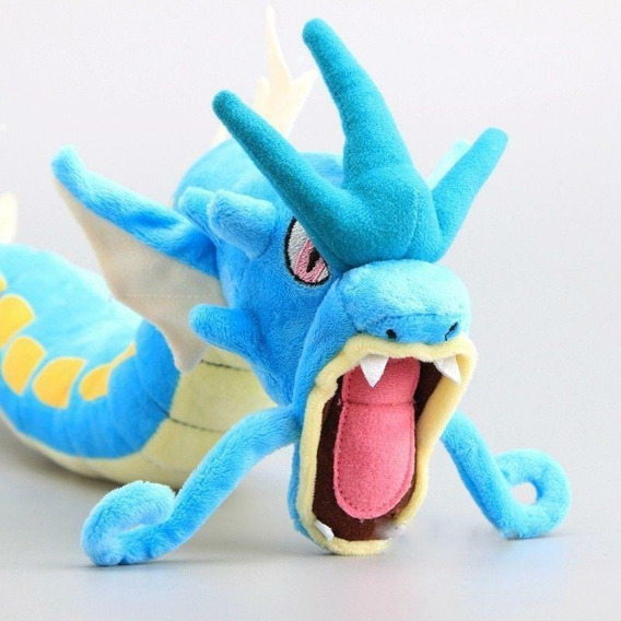 Pokémon Gyarados Pelúcia 55cm Pronta Entrega