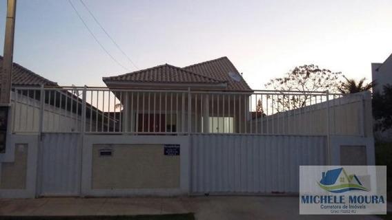 Casa 2 Dormitórios Para Venda Em Araruama, Parque Hotel, 2 Dormitórios, 1 Suíte, 1 Banheiro, 2 Vagas - 144