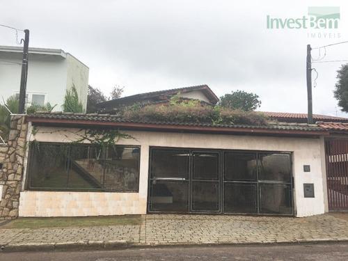 Imagem 1 de 26 de Casa Com 3 Dormitórios À Venda, 150 M² Por R$ 735.000,00 - Parque Nova Suiça - Valinhos/sp - Ca0463