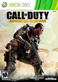 Call Of Duty Advanced Warfare Xbox 360 Mídia Digital Licença