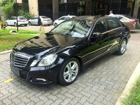 Mercedes-benz Classe E 3.5 Avantgarde 4p 2010 Blindada