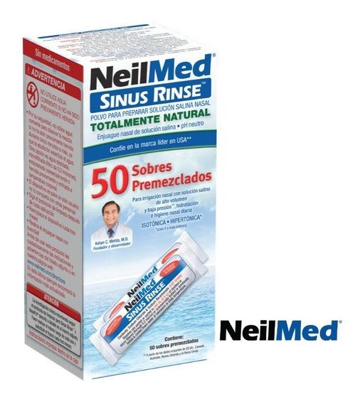 Enjuague Nasal Neil MedWallmed 50 Sobres