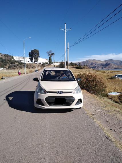 Hyundai Grand I10 Motor 1.0 Beige 5 Puertas