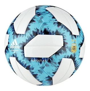 adidas Pelota Argentina Mini Blanco/celeste - Cornerdeportes