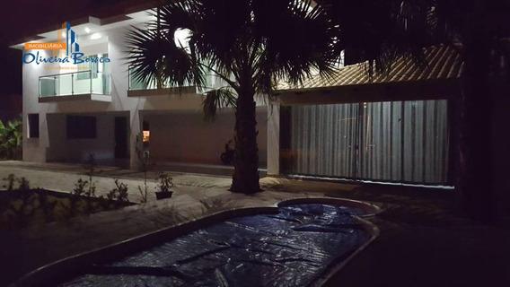 Sobrado Com 4 Dormitórios À Venda, 350 M² Por R$ 800.000,00 - Vila Fabril - Anápolis/go - So0086