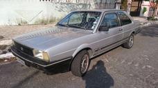 Volkswagen Santana Cg Placa Preta