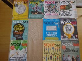 Revista Voce S/a Edições De 2015