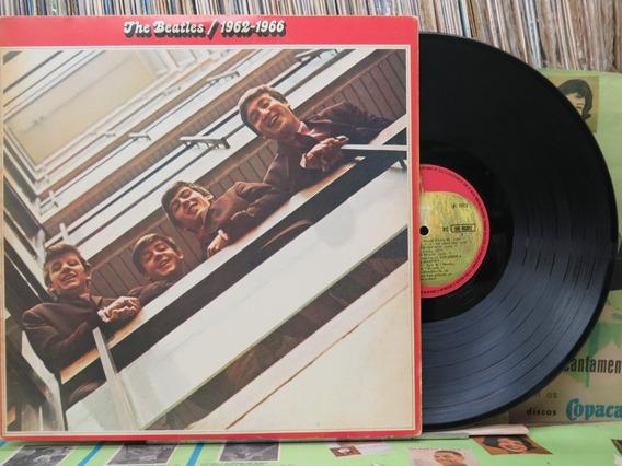 The Beatles 1962 / 1966 Lp Apple Álbum Duplo Encartes