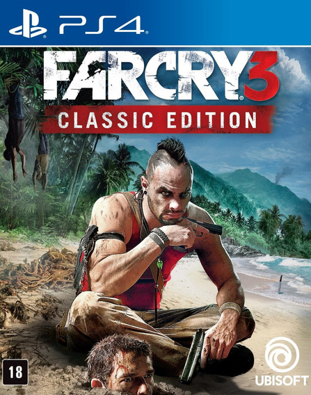 Far Cry 3 (classic Edition) - Ps4