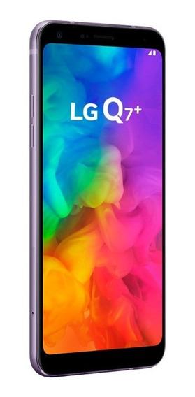 Celular Lg Q7 Plus 4gb Ram 64gb Liberado Techcel +envio