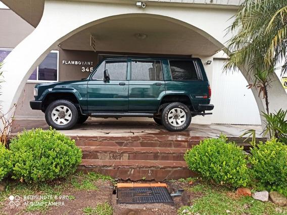Jeep Isuzu Caribe 442 Diesel, Motor Toyota 0km, Na Garantia