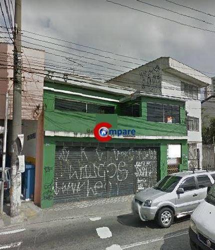 Imagem 1 de 5 de Salão Para Alugar, 80 M² Por R$ 3.900,00/mês - Macedo - Guarulhos/sp - Sl0089