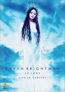 Dvd : Sarah Brightman - La Luna - Live In Concert (dvd)