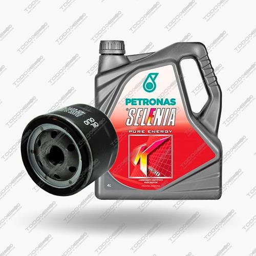 Filtro Aceite + Aceite Selenia Fiat Argo 1.3