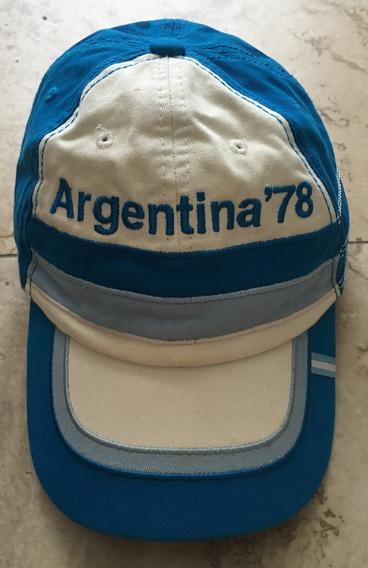 Gorra Argentina 78