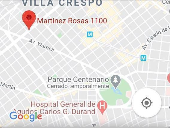 Venta Terreno 289 M2 Oportunidad Inversion Acepta Permuta Villa Crespo
