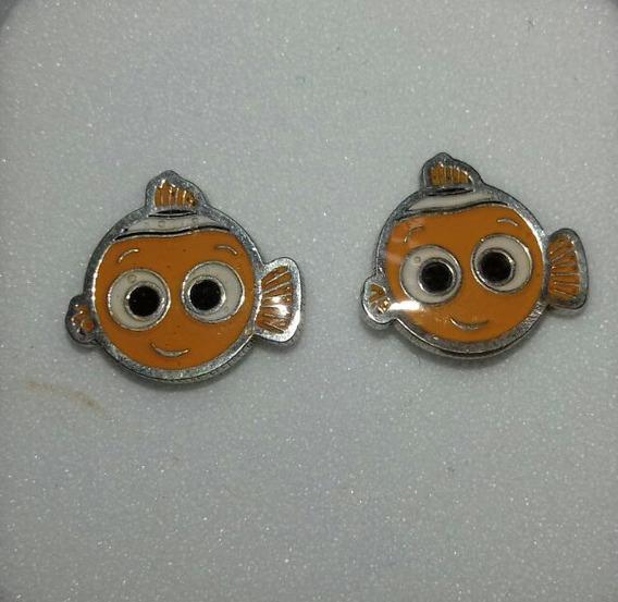 Aretes Disney Nemo Plata 9.25