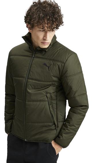 Campera Puma Essentials Padded Jacket 58000770 Hombre 580007