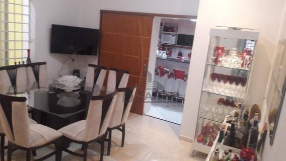 Casa Com 2 Dormitórios À Venda, 169 M² Por R$ 550.000,00 - Bosque - Campinas/sp - Ca13851