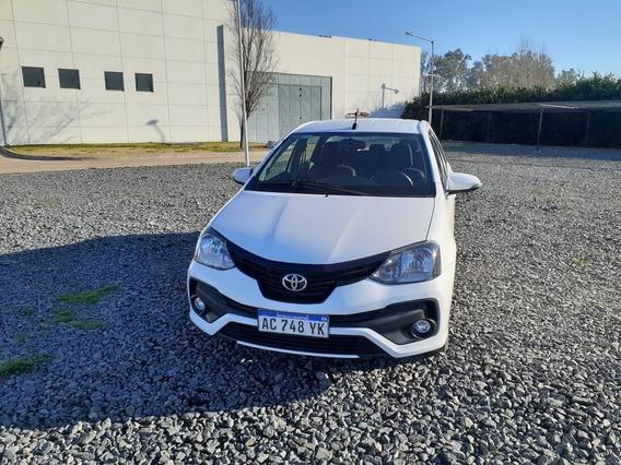 [merc] Toyota - Etios Xls 6mt 4p 1.5 N 2018