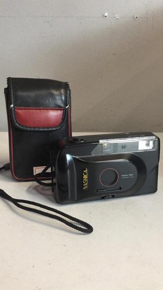 Câmera Fotográfica De Filme Yashica