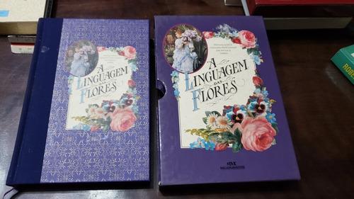 Livro Poema A Linguagem Das Flores Raro