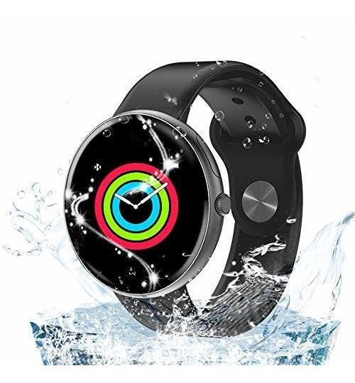 Allcall Smart Watch, Ip68 Impermeable Reloj Inteligente Blue