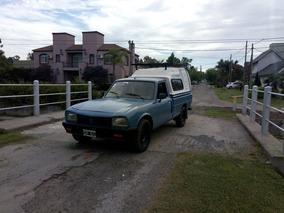 Peugeot 504 2.0 Pick Up Gd 1990 Diesel