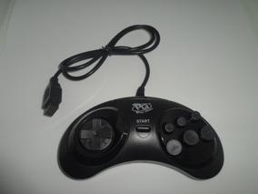 Controle Mega Drive 1,2 E 3 Novo Pronta Entrega