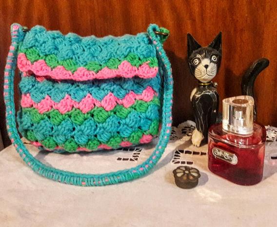 Carterita Tejida A Crochet
