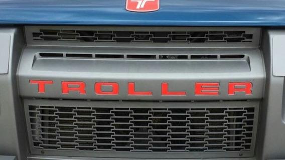 Adesivo Novo Troller 2014 A 2019 Grade Frontal