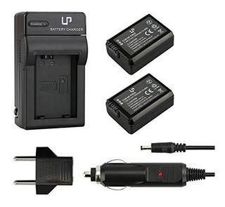 Batería Y Cargador Np-fw50 P/cámara Sony Alpha A7 Ii A7r 2u.