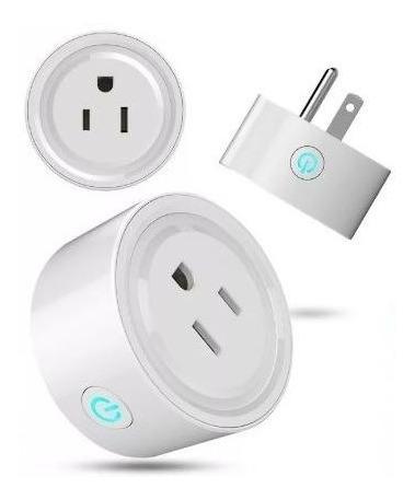 Enchufe Inteligente Wifi Smart Plug Alexa Home Envio 3x1