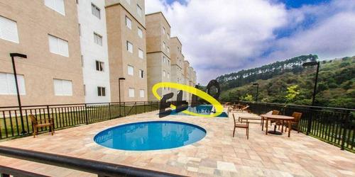 Apartamento Residencial À Venda, Jardim Petrópolis, Cotia - Ap1372. - Ap1372